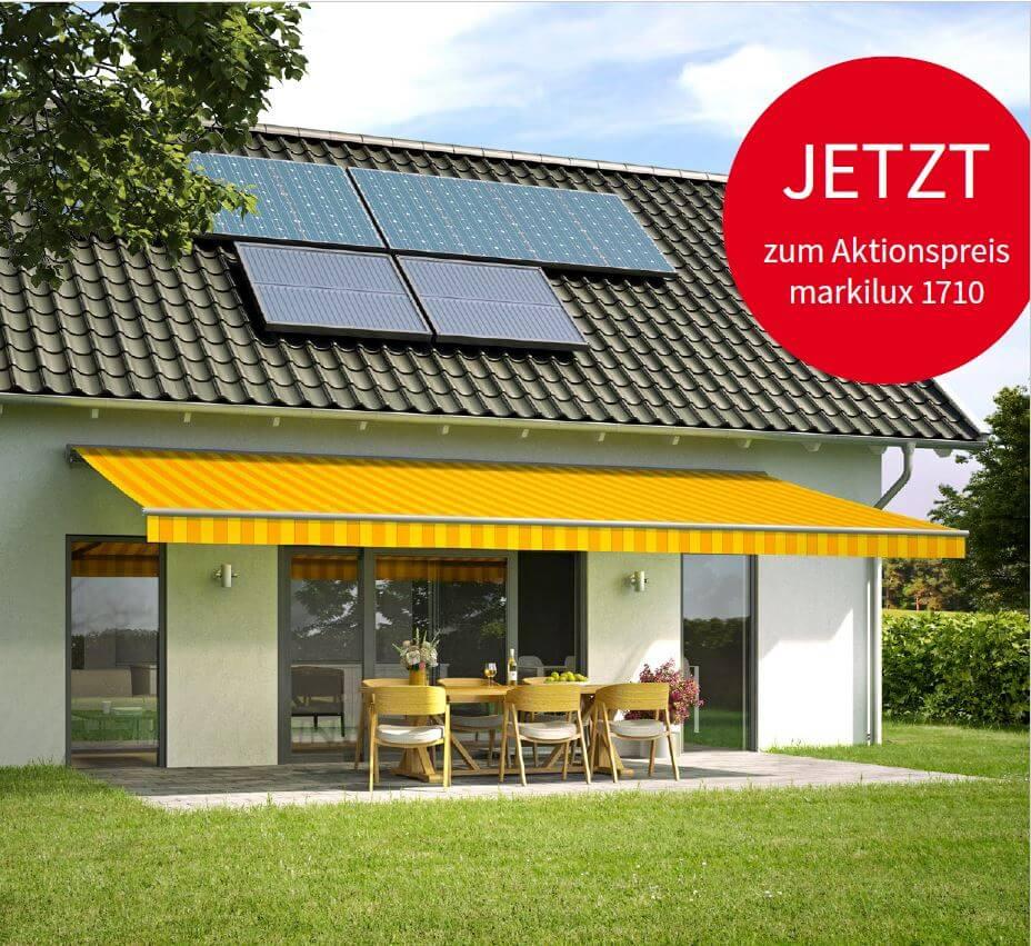 Markisen Aktion Markilux 170 Bei Dito Fenster Und Markisen